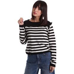 Oblačila Ženske Puloverji Denny Rose 64DR15013 Črna