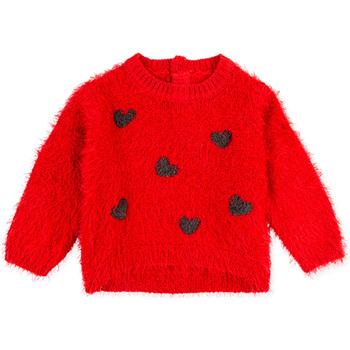Oblačila Otroci Puloverji Losan 028-5000AL Rdeča