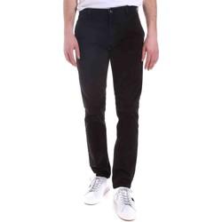 Oblačila Moški Hlače Gaudi 021GU25006 Črna
