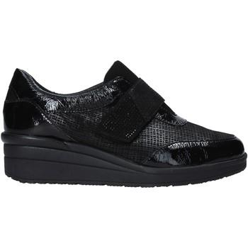 Čevlji  Ženske Mokasini Susimoda 8091 Črna