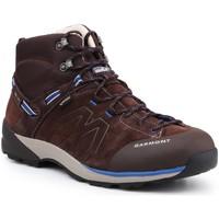 Čevlji  Moški Pohodništvo Garmont Santiago GTX 481240-217 brown