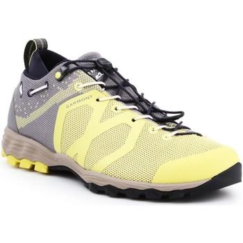 Čevlji  Ženske Pohodništvo Garmont Agamura Knit WMS 481036-605 yellow, grey