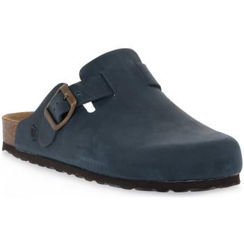 Čevlji  Cokli Bioline 1900 BLU INGRASSATO Blu