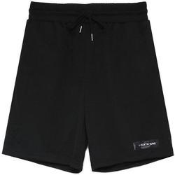 Oblačila Moški Kratke hlače & Bermuda Sixth June Short  Mesh Logo noir