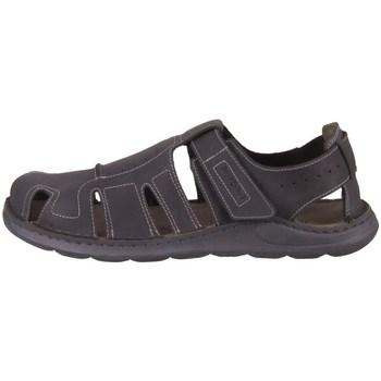 Čevlji  Moški Športni sandali Josef Seibel Maverick 01 Črna