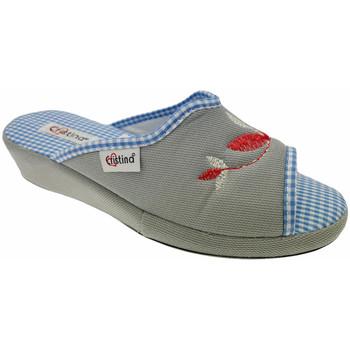 Čevlji  Ženske Natikači Cristina CRI51gri grigio