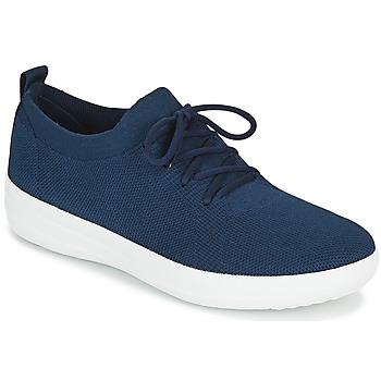 Čevlji  Ženske Nizke superge FitFlop F-SPORTY Modra
