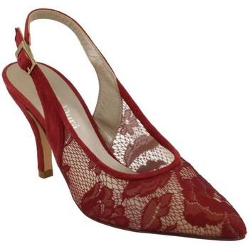 Čevlji  Ženske Salonarji Durá - Durá  Rojo