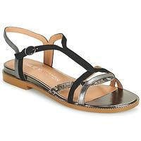 Čevlji  Ženske Sandali & Odprti čevlji Karston SOBIO Črna