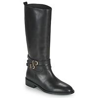 Čevlji  Ženske Mestni škornji    JB Martin AMUSEE Črna