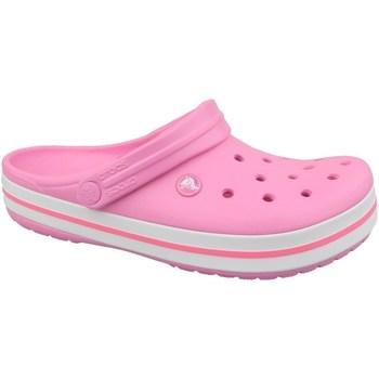 Čevlji  Ženske Čevlji Derby & Čevlji Richelieu Crocs Crocband Roza