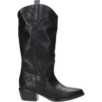Čevlji  Ženske Polškornji Grace Shoes 544101 Črna