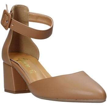 Čevlji  Ženske Salonarji Grace Shoes 774005 Rjav