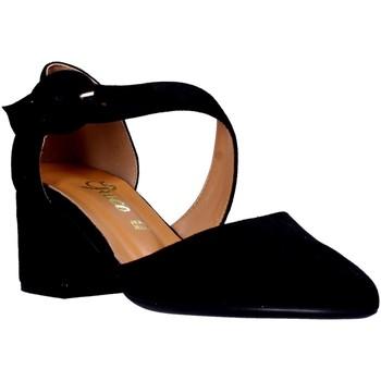Čevlji  Ženske Salonarji Grace Shoes 774125 Črna