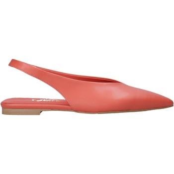 Čevlji  Ženske Balerinke Grace Shoes 411001 Roza