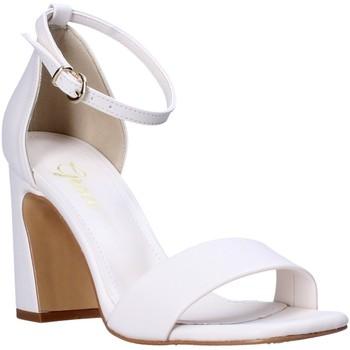 Čevlji  Ženske Sandali & Odprti čevlji Grace Shoes 2384001 Biely