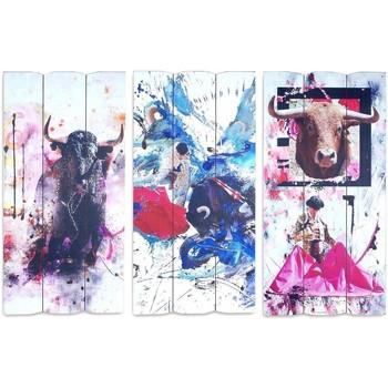 Dom Slike, platna Signes Grimalt Adorno Sigris Septembra 3U Zidu Multicolor