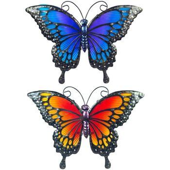 Dom Zunanje svetilke Signes Grimalt Butterfly V Septembru 2U Multicolor