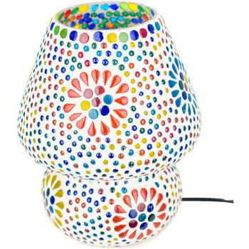 Dom Namizne svetilke Signes Grimalt Mushroom Svetilka Mozaik Multicolor