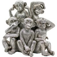 Dom Kipci in figurice Signes Grimalt Opica Plateado