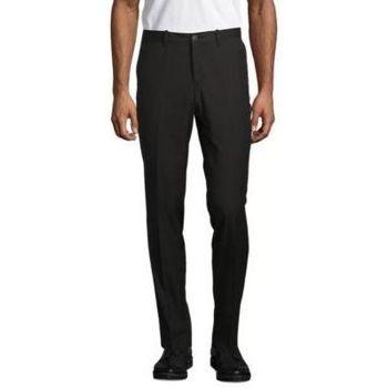 Oblačila Elegantne hlače Sols GABIN MEN Negro noche