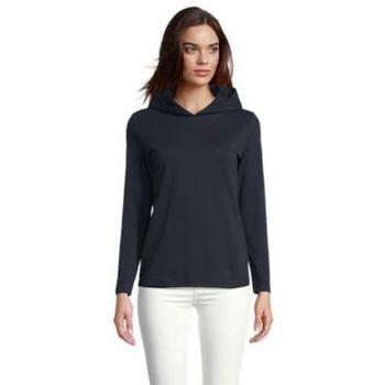 Oblačila Ženske Majice z dolgimi rokavi Sols LOUIS WOME Negro noche