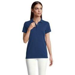 Oblačila Ženske Polo majice kratki rokavi Sols OWEN WOME Azul oscuro