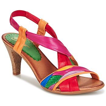 Čevlji  Ženske Sandali & Odprti čevlji Betty London POULOI Večbarvna