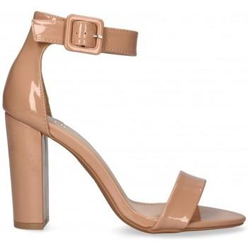 Čevlji  Ženske Sandali & Odprti čevlji Etika 53405 Bež