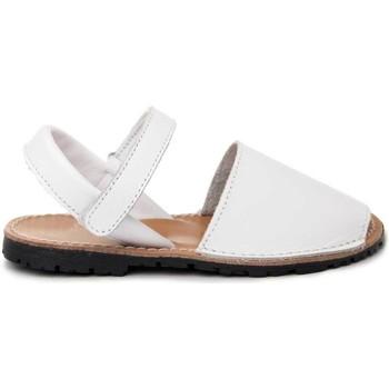Čevlji  Otroci Sandali & Odprti čevlji Purapiel 69722 WHITE