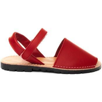 Čevlji  Otroci Sandali & Odprti čevlji Purapiel 69725 RED