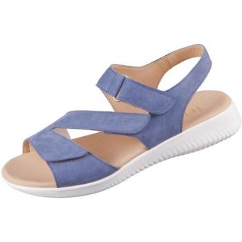 Čevlji  Ženske Sandali & Odprti čevlji Legero Fantastic Svetlo modra