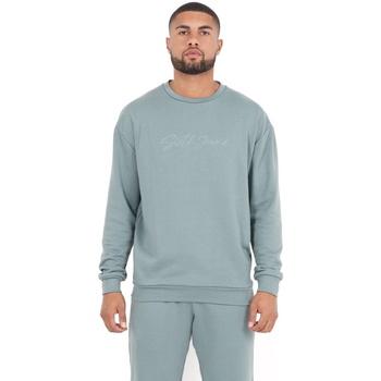 Oblačila Moški Puloverji Sixth June Sweatshirt  Velvet gris