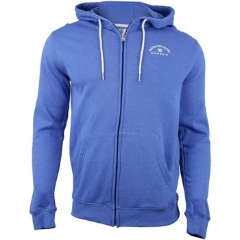 Oblačila Moški Puloverji DC Shoes Rebel Zip Up Modra