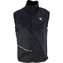 Oblačila Moški Telovniki & Jope Diadora Sport Črna