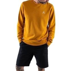Oblačila Moški Športne jope in jakne Converse Emb Crew Ft Oranžna
