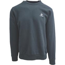 Oblačila Moški Športne jope in jakne Converse Emb Crew Ft Črna
