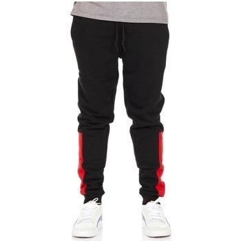 Oblačila Moški Spodnji deli trenirke  Converse All Star Jogger Črna
