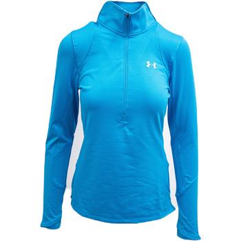 Oblačila Ženske Športne jope in jakne Under Armour Graphic  Zip Modra