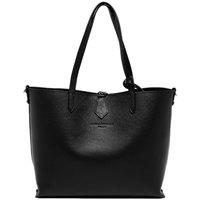 Torbice Ženske Nakupovalne torbe Maison Heritage ELIX NOIR
