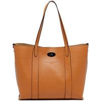 Torbice Ženske Nakupovalne torbe Maison Heritage ELIS CAMEL