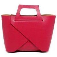Torbice Ženske Ročne torbice Maison Heritage RITA FUCHSIA