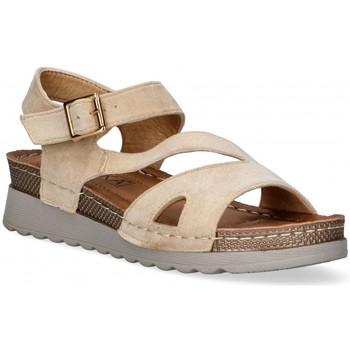 Čevlji  Ženske Sandali & Odprti čevlji Etika 52655 Kostanjeva