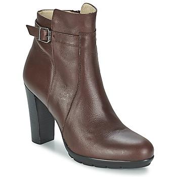 Čevlji  Ženske Gležnjarji Betty London ARIZONA Kostanjeva
