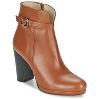 Čevlji  Ženske Gležnjarji Betty London GRAZI Kamel