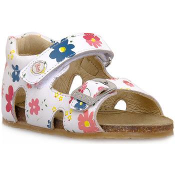 Čevlji  Dečki Sandali & Odprti čevlji Naturino FALCOTTO 0N01 BEA WHITE Bianco