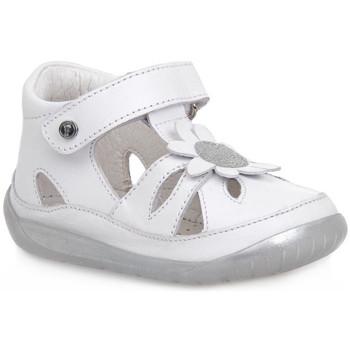 Čevlji  Dečki Sandali & Odprti čevlji Naturino FALCOTTO 1N02 ORINDA WHITE Bianco