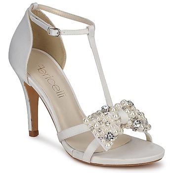 Čevlji  Ženske Sandali & Odprti čevlji Fericelli SIDONA Bež