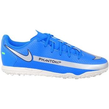 Čevlji  Dečki Nogomet Nike Phantom GT Club TF JR Modra