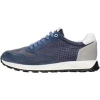 Čevlji  Moški Nizke superge Exton 751 Blue